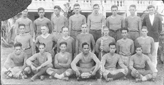 UH Manoa football team circa 1919